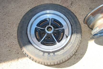 Buick Wheels Old School 15 x 6 inch , 5 0n 5 inch Bolt Pattern Snowtown Wakefield Area Preview