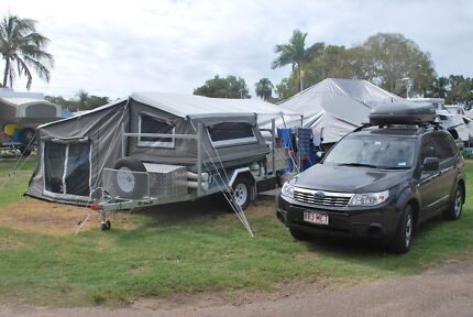 Leisure Matters Offroad Camper Trailer Bruce Belconnen Area Preview