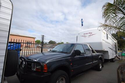 2007 King of Road 5th Wheeler&Ford F250 #4680/46811C