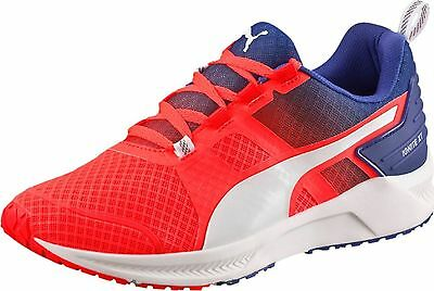 NEW Puma Ignite XT v2 Womens  Red Running Shoes Ladies Trainers SRP £79.99