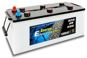 12V 195AH EXPEDITION PLUS SEMI TRACTION LEISURE BATTERY (LFD180, 96351,L5077)