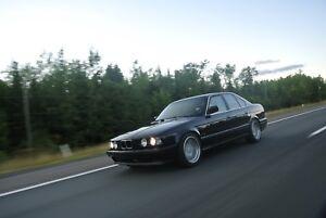 JDM AC SCHNITZER E34 BMW