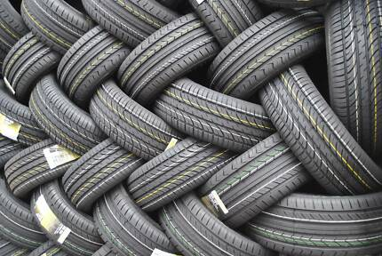 CHEAP BRAND NEW AND  USED TYRES - ALL SIZES - FITTING AND BALANCE