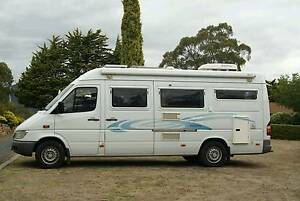 2001 Mercedes Sprinter 313 CDI Claremont Glenorchy Area Preview