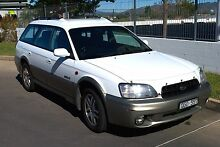 2000 Subaru Outback Wagon Darwin CBD Darwin City Preview