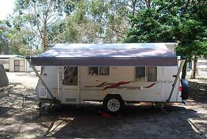 2003 Coromal Seka Pop Top Caravan Cooma Cooma-Monaro Area Preview
