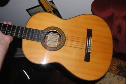 1978 Yamaha Grand Concert GC-7M - great classical guitar