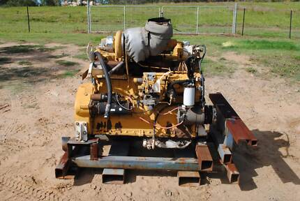 Catapillar Stationary Engine