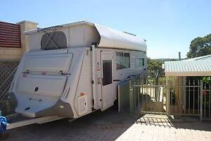 Coromal Deluxe 18ft tandem axle Joondalup Joondalup Area Preview