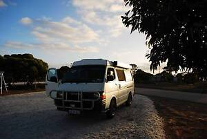 1992 Toyota Hiace Diesel Campervan Pop Top in Perth Perth Perth City Area Preview