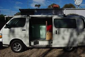 1997 Toyota  Long Wheelbase Hiace Campervan Conversion Brinkworth Wakefield Area Preview