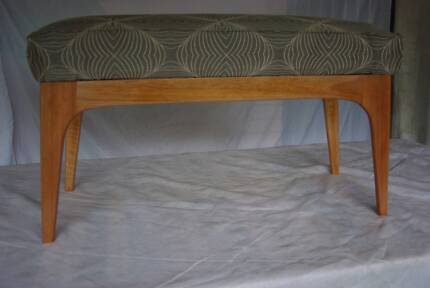 retro vintage bedroom bench stool 2 seater Brahma Lodge Salisbury Area Preview