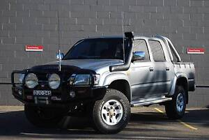 2003 Toyota Hilux Ute Bligh Park Hawkesbury Area Preview