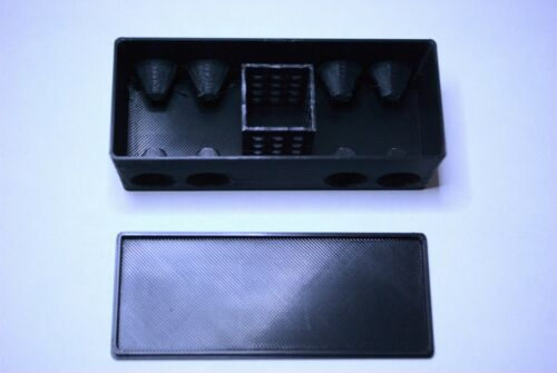 Bristle Worm Trap Box pest Fireworm Bristleworm 3D Printed with PETG