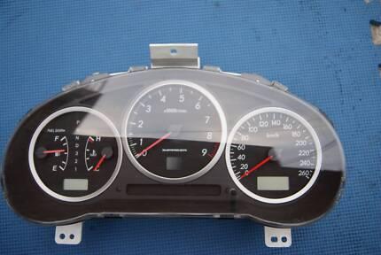 Subaru Impreza 2004 Auto Dashboard