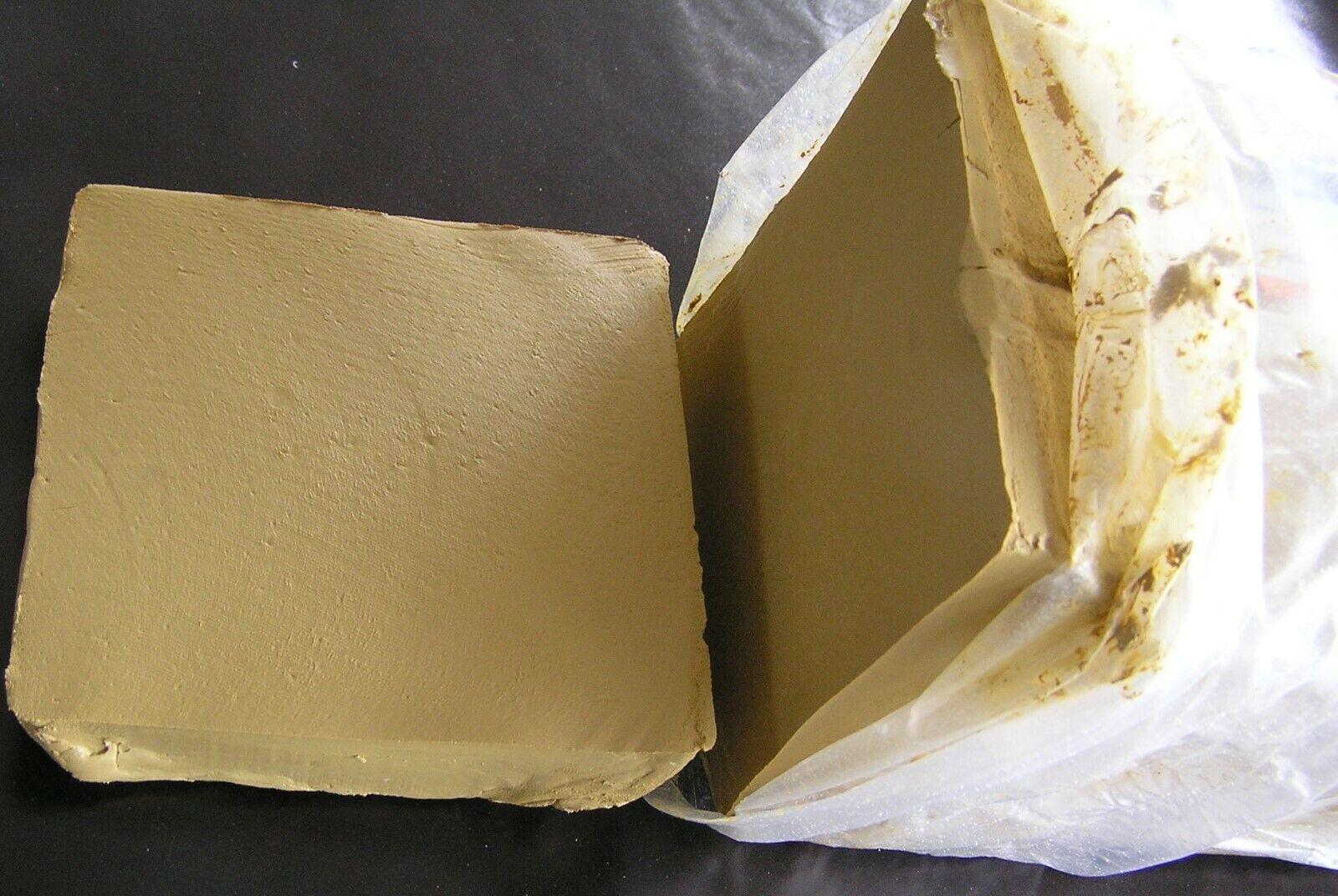Tonmasse mit Schamotte 10kg