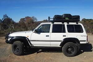 1992 Toyota LandCruiser Wagon Turbo Diesel Harrison Gungahlin Area Preview
