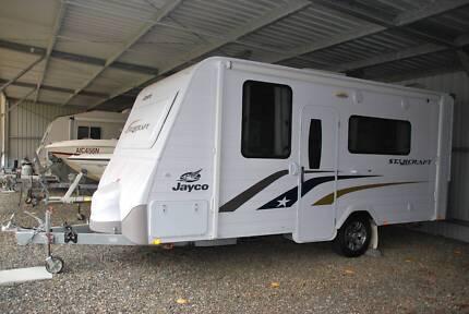 Jayco Starcraft 16.6 Caravan