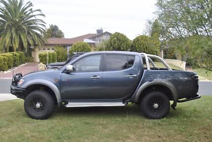 2007 Mitsubishi Triton GLX-R Clarkson Wanneroo Area Preview