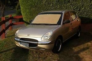 1999 Daihatsu Sirion Hatchback Mooroolbark Yarra Ranges Preview
