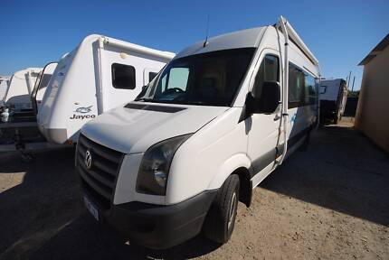 2010 Volkswagen Crafter #4852U Bellevue Swan Area Preview
