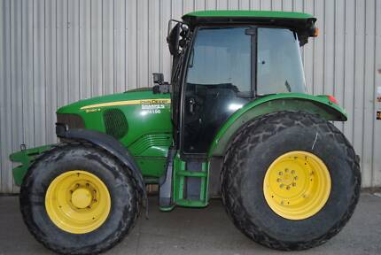 JOHN DEERE 5080R 4WD CAB TRACTOR Hexham Newcastle Area Preview