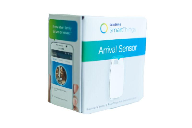 Samsung SmartThings Arrival Sensor in White