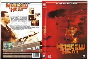 MOSCOW HEAT (2004) dvd ex noleggio - Italia - L'oggetto può essere restituito - Italia