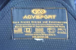Agvsport Racing Motorbike Jacket Gordonvale Cairns City Preview