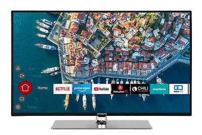 Hitachi F32L4001 Fernseher 32 Zoll Full HD Triple Tuner Smart TV PVR Bluetooth