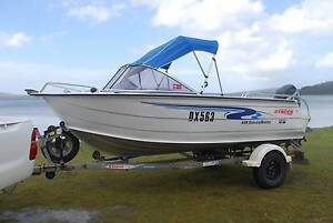 Stacer 449 EstuaryMaster boat Albany Albany Area Preview