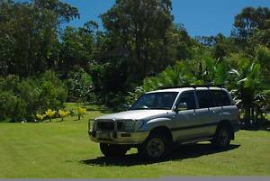 2000 Toyota LandCruiser Wagon (  dual fuel ) Parkwood Gold Coast City Preview