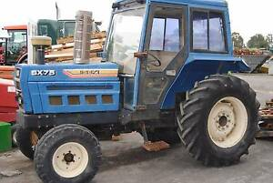 ISEKI SX75 CAB TRACTOR Hexham Newcastle Area Preview