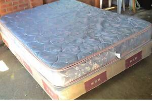 QUEEN ENSEMBLE BED (delivery available) Inala Brisbane South West Preview
