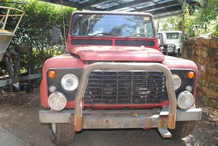 1985 Land Rover Other Wagon
