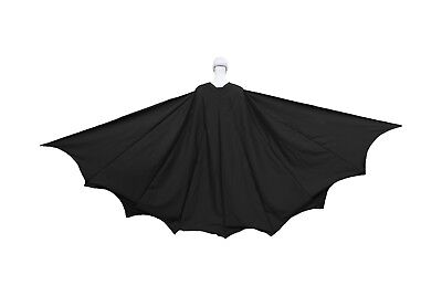 Batman Wide 8 Panel Gotham City Dark Knight Costume Cape WITH DOWEL ROD - Gotham City Costumes