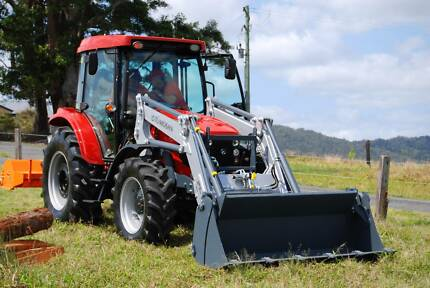 105 Hp tractor with 4 in 1 loader Toowoomba Region Preview