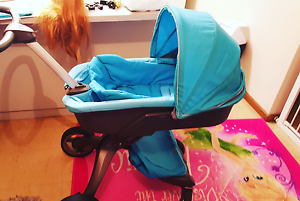 STOKKE PRAM FOR SALE- $450 Kwinana Beach Kwinana Area Preview