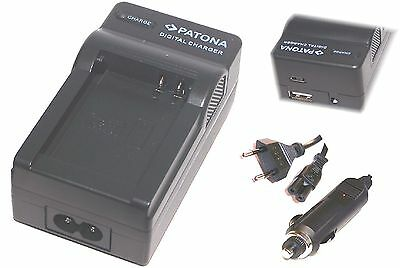 4in 1 LADESTATION FÜR Panasonic:PalmCam PV-SD4090 / PV-SD5000 Panasonic Sd Cam