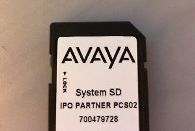 Avaya Ip 500 V2 Sd Partner Card 700479728 - Essentials 2 Additional Ports 16 Pri