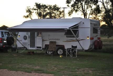 Tandem Axle Caravan for Sale
