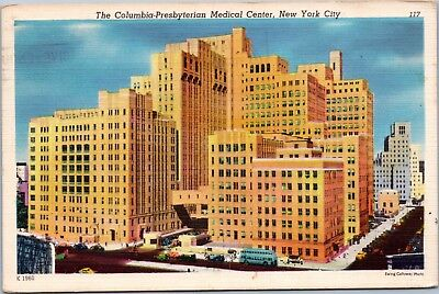 The Columbia-Presbyterian Medical Center - New York City - Posted 1951 -