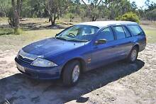 1998 Ford Falcon Wagon Stanthorpe Southern Downs Preview