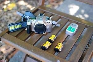Nikon SLR Film Camera F55 (body only) Lane Cove North Lane Cove Area Preview