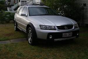 2005 Holden Adventra Wagon LX6 Newmarket Brisbane North West Preview