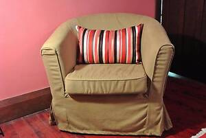 Stylish bucket-style armchair Pennant Hills Hornsby Area Preview