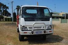 2007 Isuzu NPS300 Single Cab 4x4 Truck. Low Kms. Halls Head Mandurah Area Preview