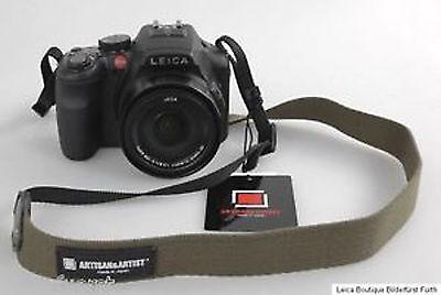 z.B Leica Artisan /& Artist Kamera Tragegurt Trageriemen Strap ACAM-110A Kaki f