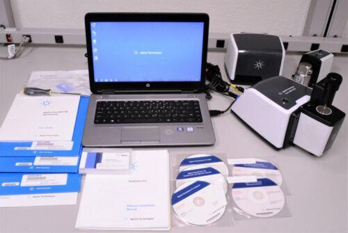 Agilent Cary 630 FTIR Spectrometer Benchtop Analyzer + Diamond ATR w/Warranty