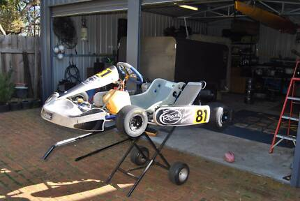 Kosmic gokart with x30